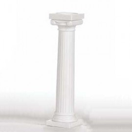 Pilares griegos 12,5 cm. Set de 4