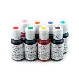 Colorantes en gel Americolor. Set de 8 colores