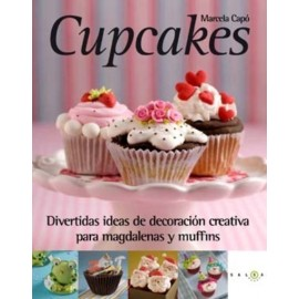 """Cupcakes"" de Marcela Capó"