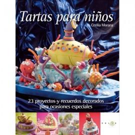 """""""Tartas para niños"""" de Cecilia Morana"""